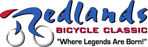 Description: Redlands Bicycle Classic Logo